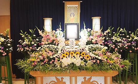 装飾用アレンジ花10万円