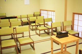 会食室・法要室3