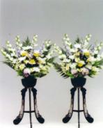 造花盛花(美術フラワー)