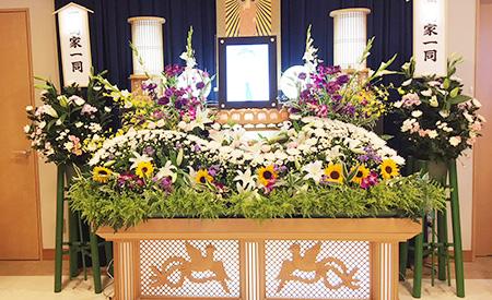 装飾用アレンジ花7万円