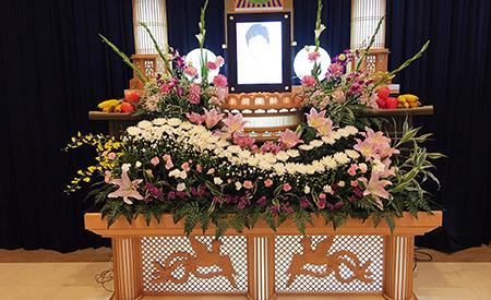 装飾用アレンジ花5万円